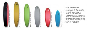 Quiver 8 Surfboards
